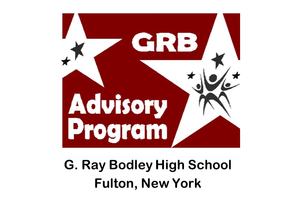 G. Ray Bodley High School Fulton, New York