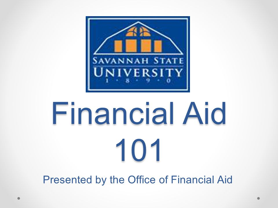 What is Financial Aid.