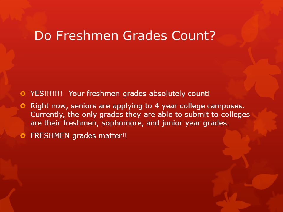 What Do I Need To Do In the 9 th Grade To Prepare For College.