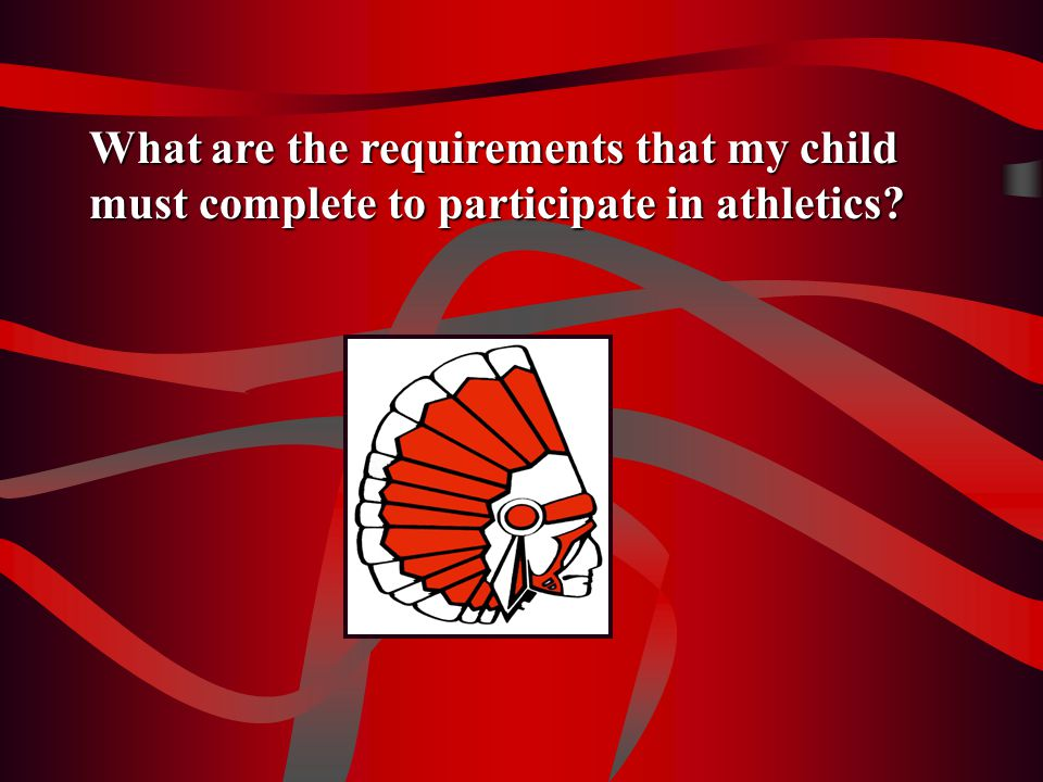 Academic Eligibility and the Student-Athlete O.H.S.A.A.
