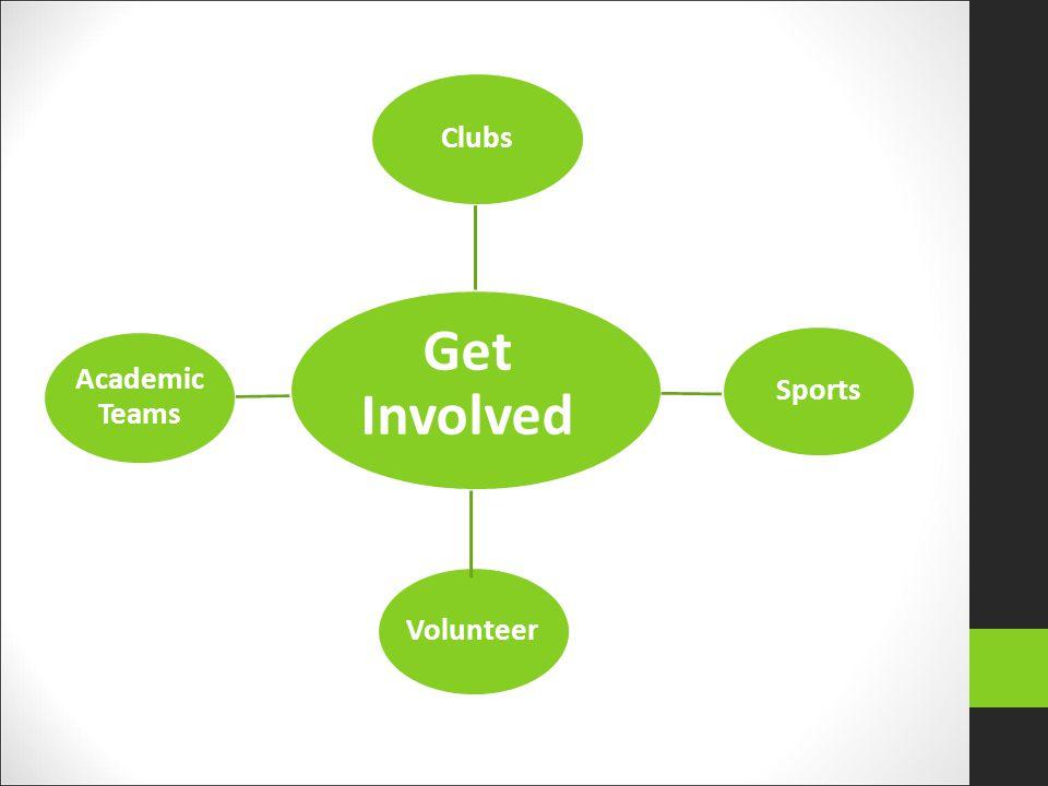 Get Involved Academic Teams Clubs Sports Volunteer