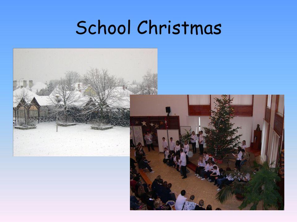 School Christmas
