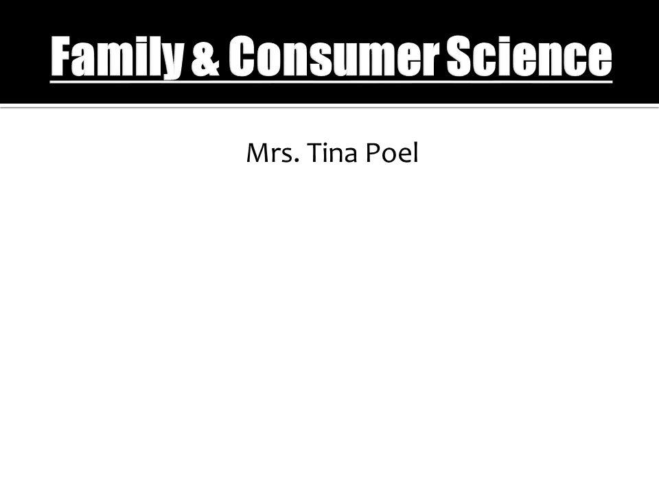 Mrs. Tina Poel