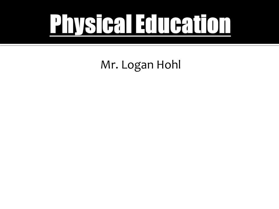 Mr. Logan Hohl