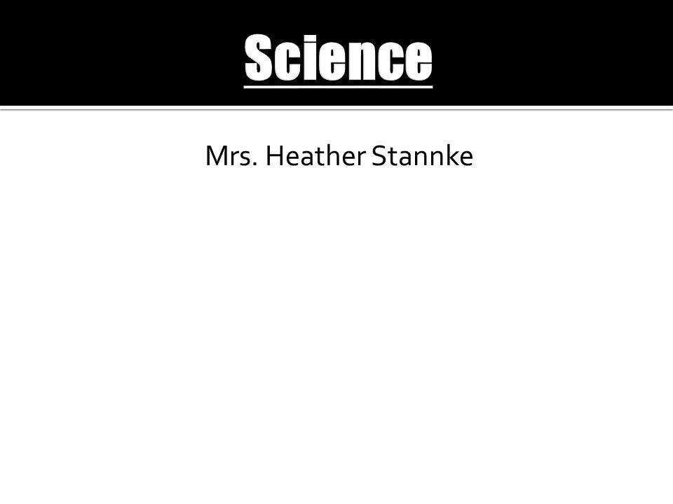 Mrs. Heather Stannke