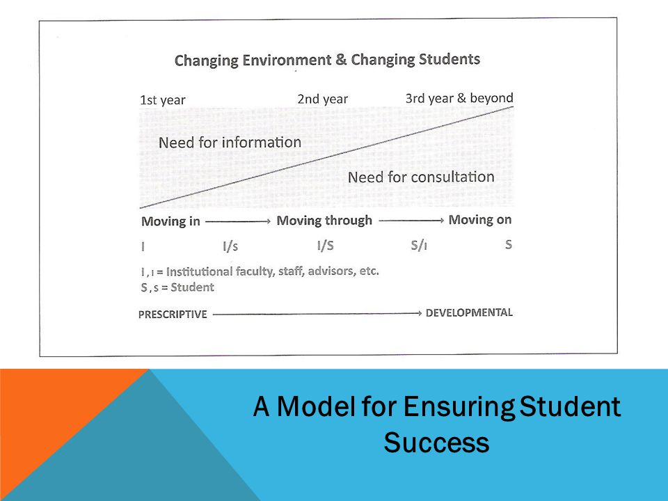 A Model for Ensuring Student Success