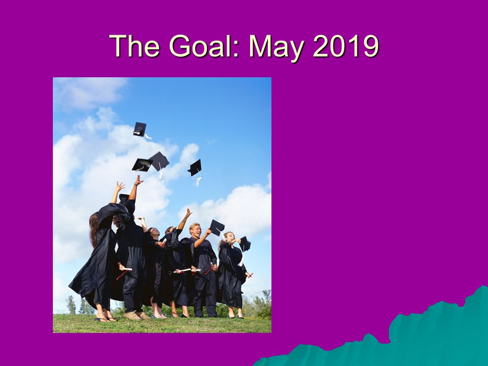 The Goal: May 2019