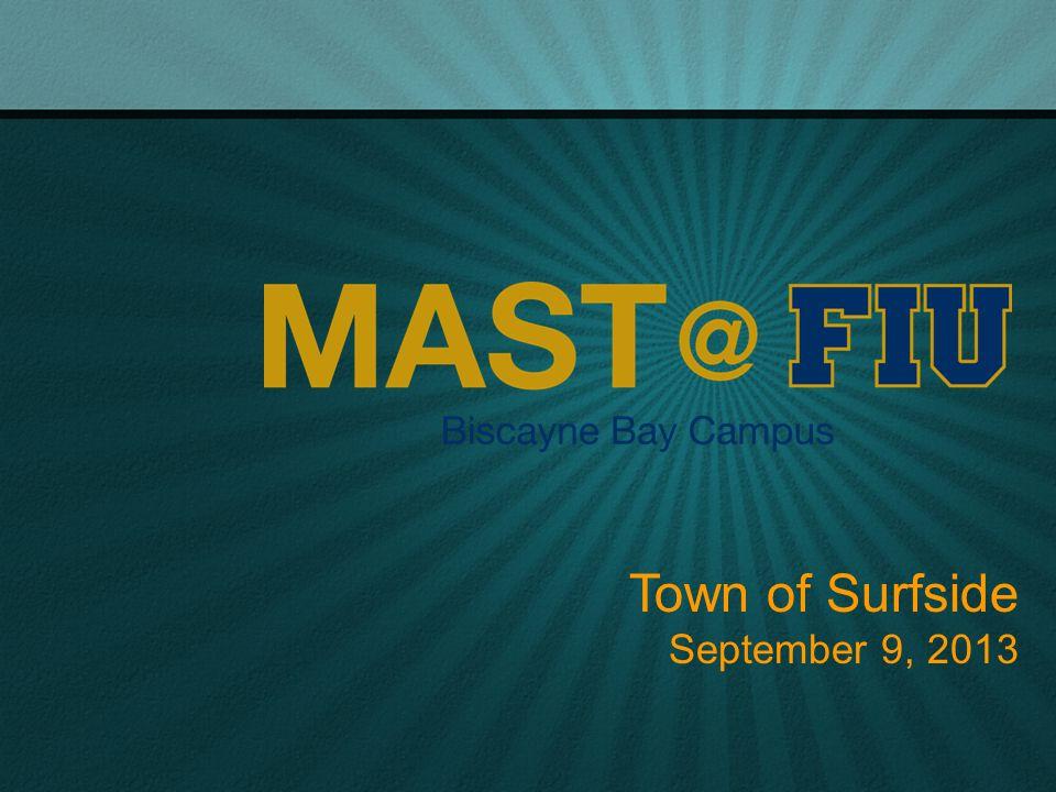 Town of Surfside September 9, 2013