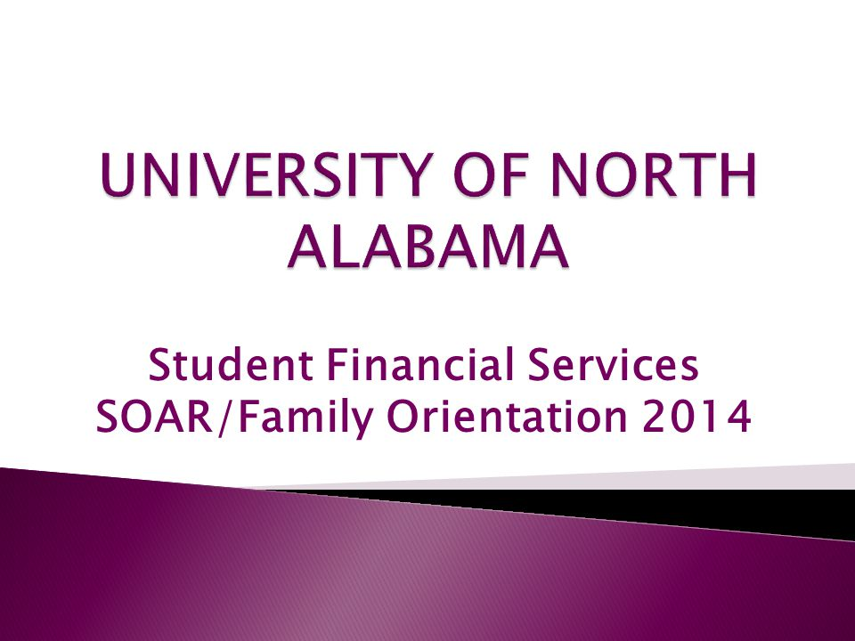  Student must indicate interest in work-study program on FAFSA application  Federal work-study is need-based  University work-study is NOT need-based.