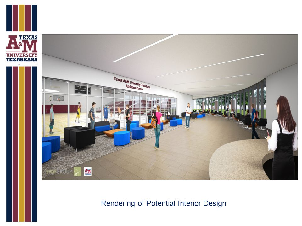 Rendering of Potential Interior Design