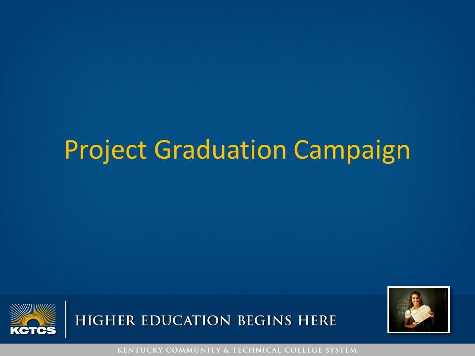 Project Graduation Campaign