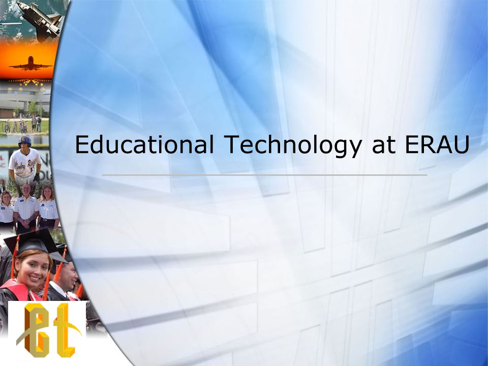 Educational Technology at ERAU