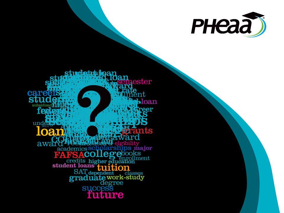 Kim McCurdy Higher Education Access Partner 724-734-8550 800-692-7392 kmccurdy@pheaa.org