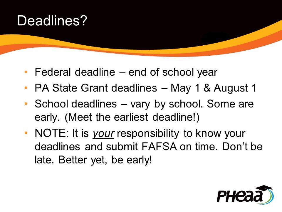 Federal programs… Pell Grant (2010-11)*….