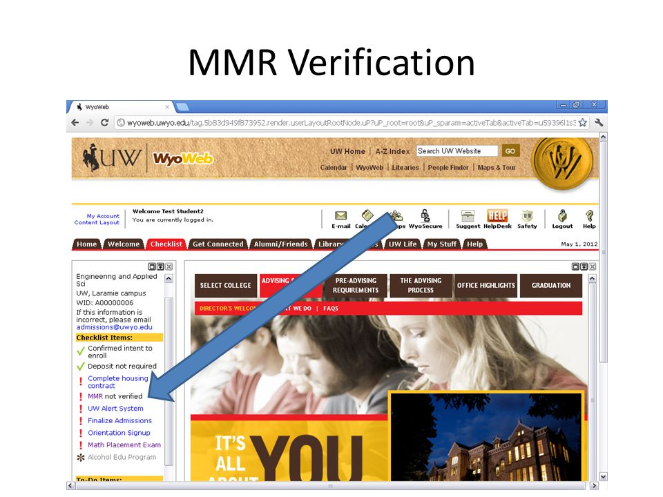 MMR Verification
