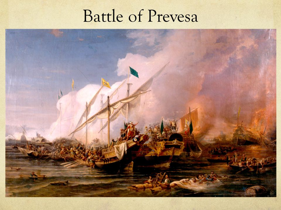 Battle of Prevesa