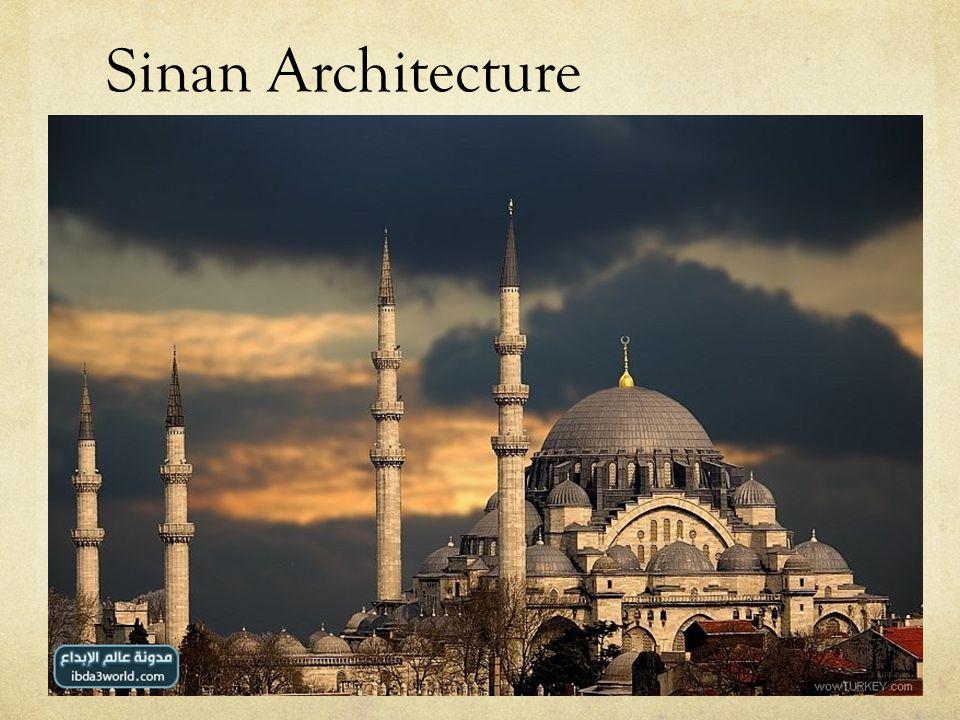 Sinan Architecture