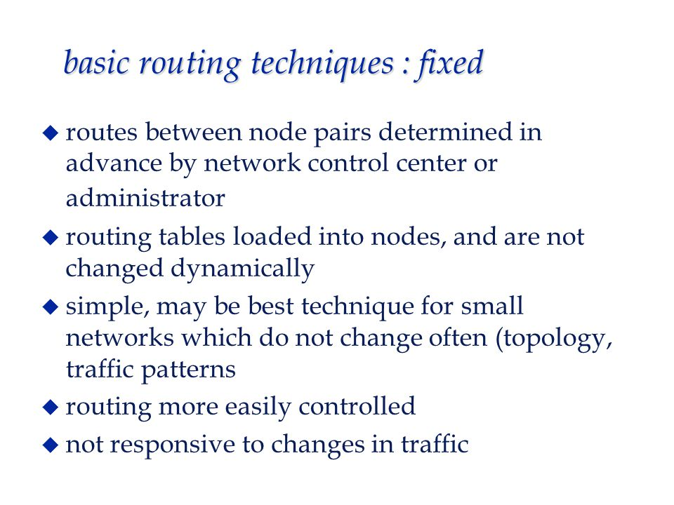 congestion run away  in packet switched networks, this problem is exacerbated, because as delay increases, timeouts occur, causing packet retransmissions, which cause increased congestion  care must be taken first to avoid congestion, second, to reduce it when it occurs; packet retransmissions may have the opposite result, of actually making things worse