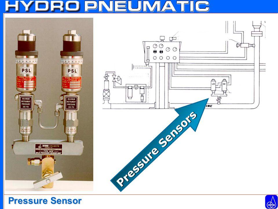 Pressure Sensors Pressure Sensor