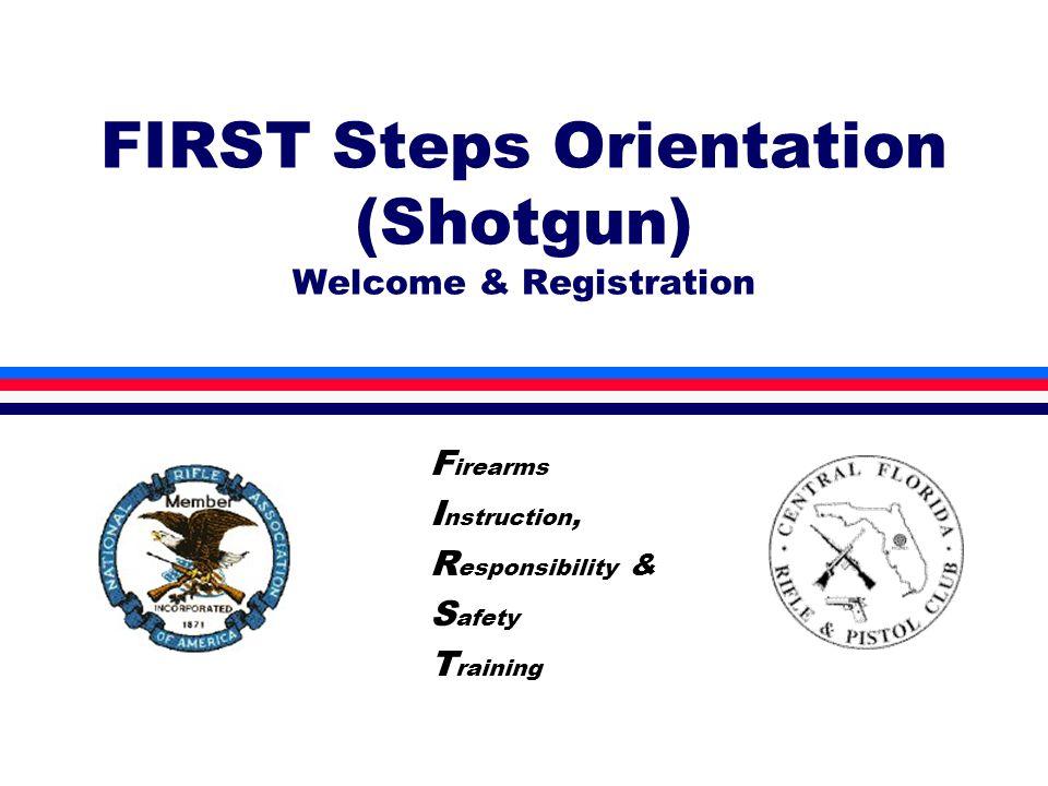 Overview Ammo & Fundamentals l Proper Ammo l Malfunctions l Eye dominance, shooting side l Fundamentals