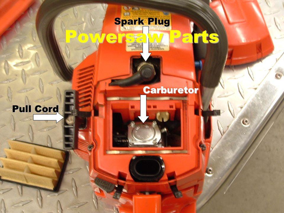 Carburetor Spark Plug Pull Cord Powersaw Parts