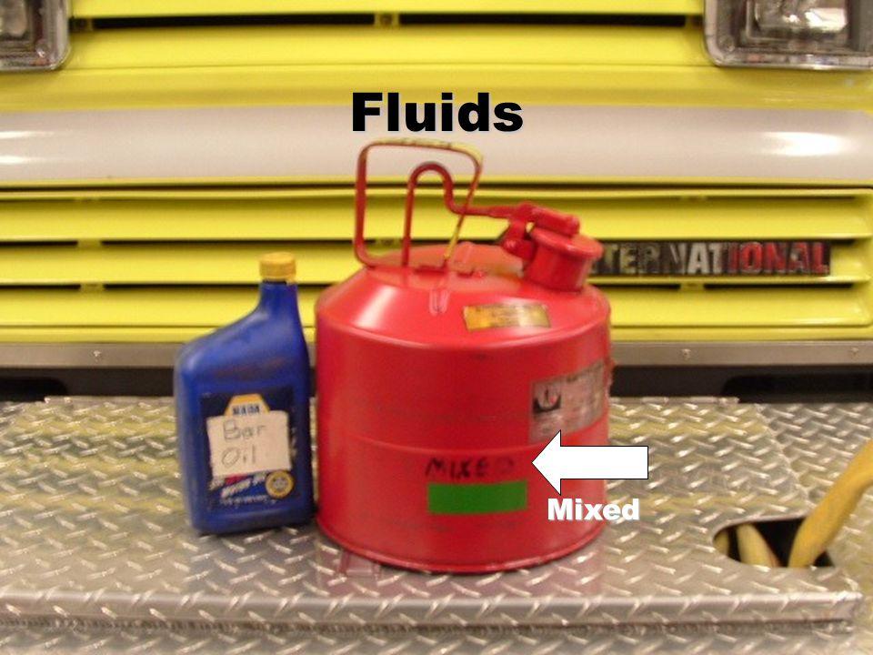 Fluids Mixed