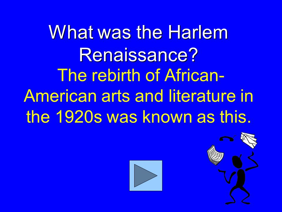 The mass movement of black Americans to find jobs in the North was known as this. What was the Great Migration?