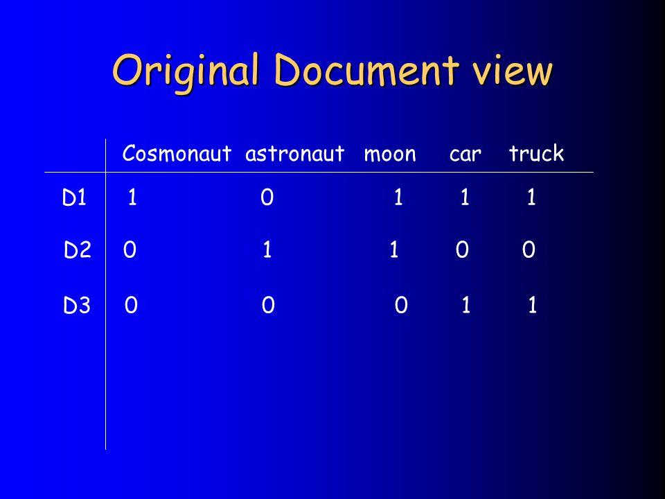 Original Document view Cosmonaut astronaut moon car truck D110111 D20 1100 D3 00011