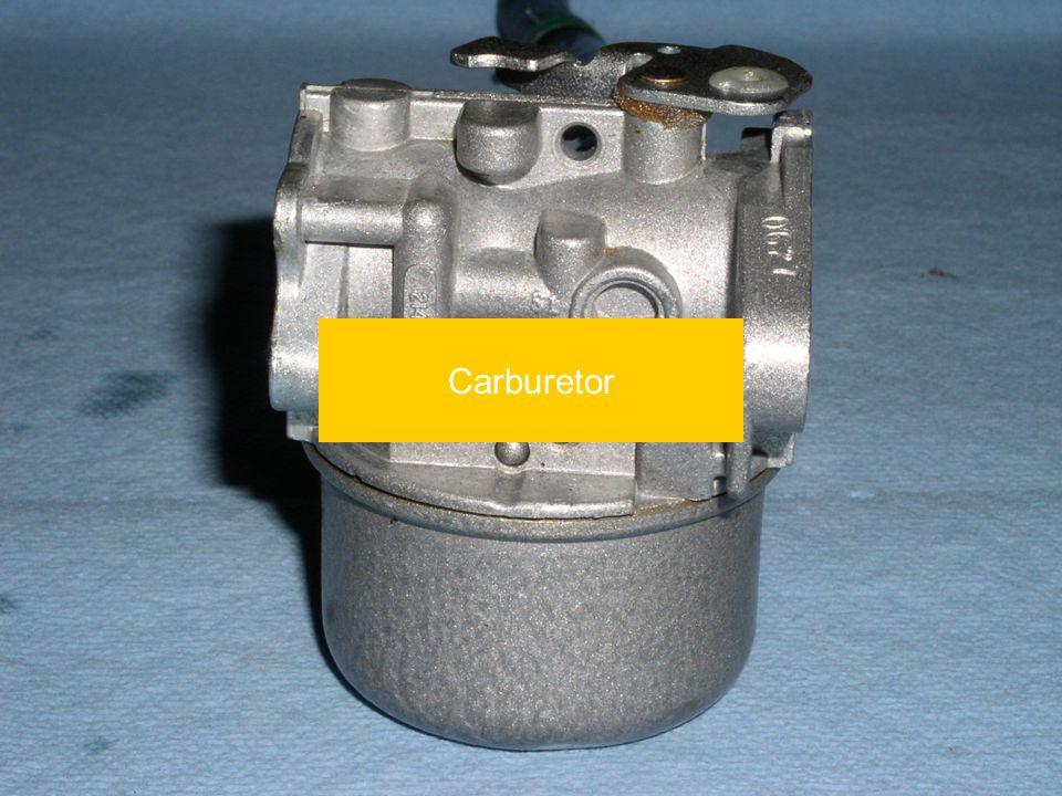 20 Carburetor
