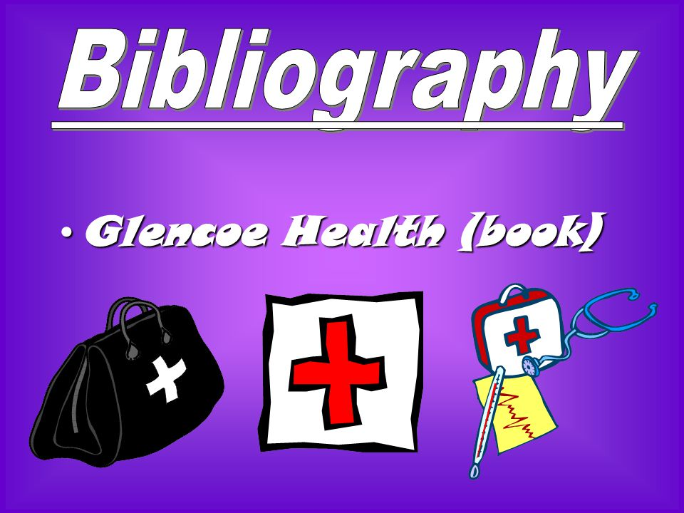 Glencoe Health (book)Glencoe Health (book)
