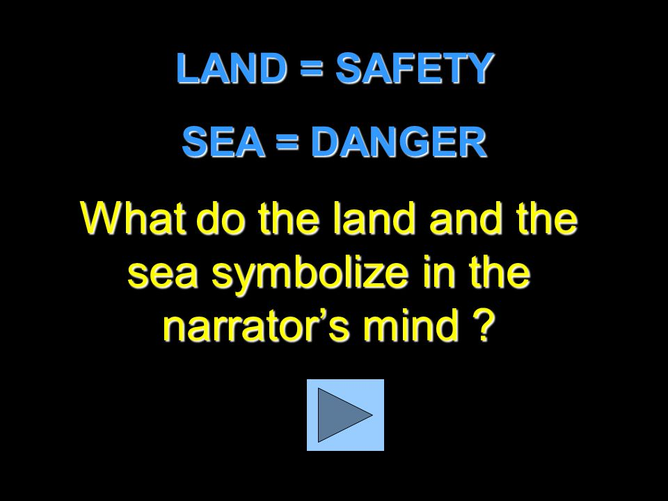 What is the main conflict in The Land & the Water Individual vs. Nature