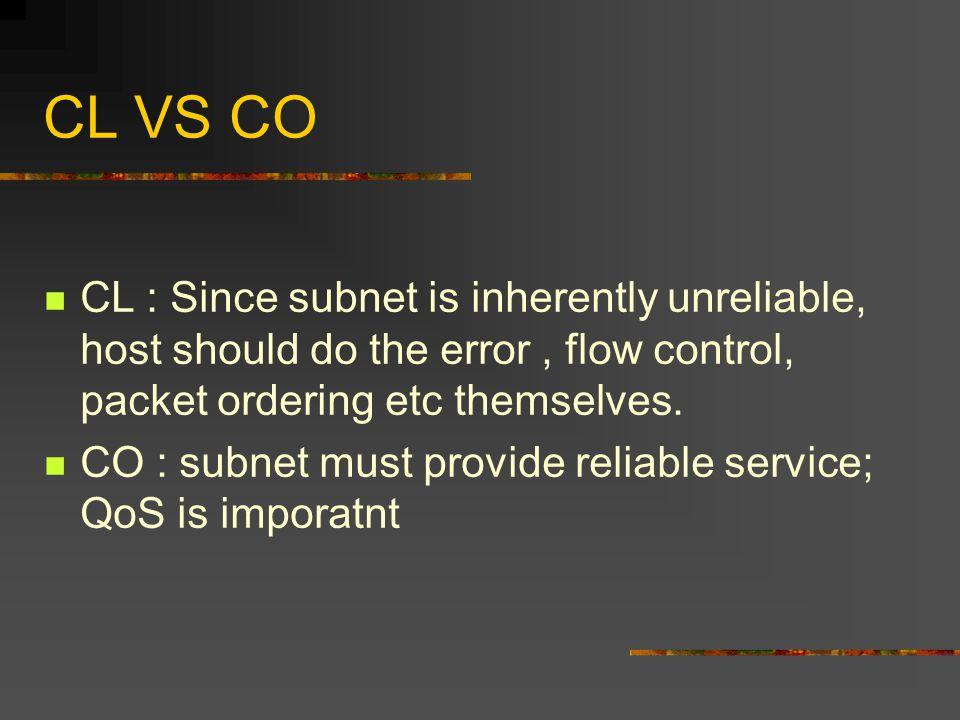 Design Principles for Internet Make sure it works.