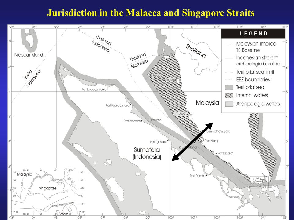 Jurisdiction in the Malacca and Singapore Straits