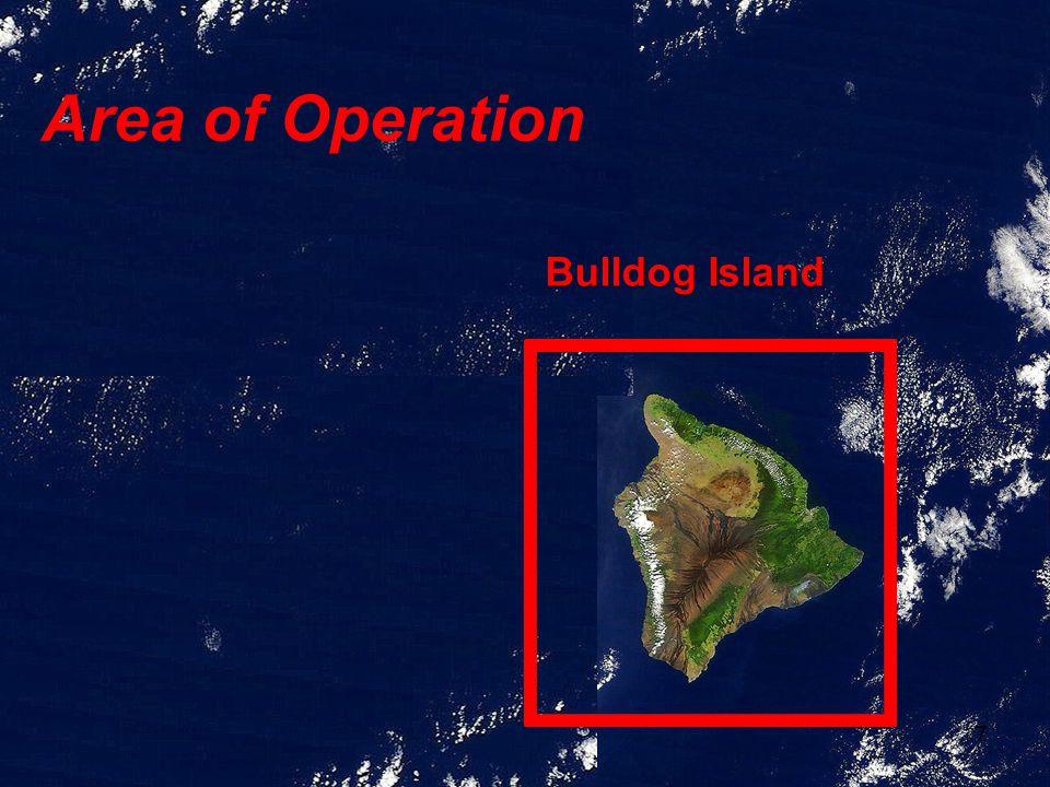 UNCLASSIFIED// Area of Operation Bulldog Island 7