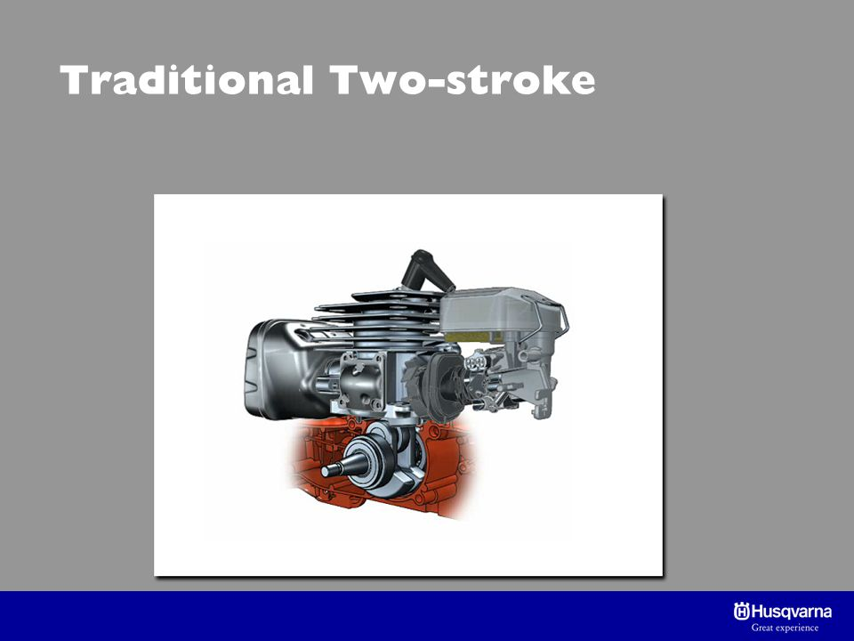 Traditional Two-stroke