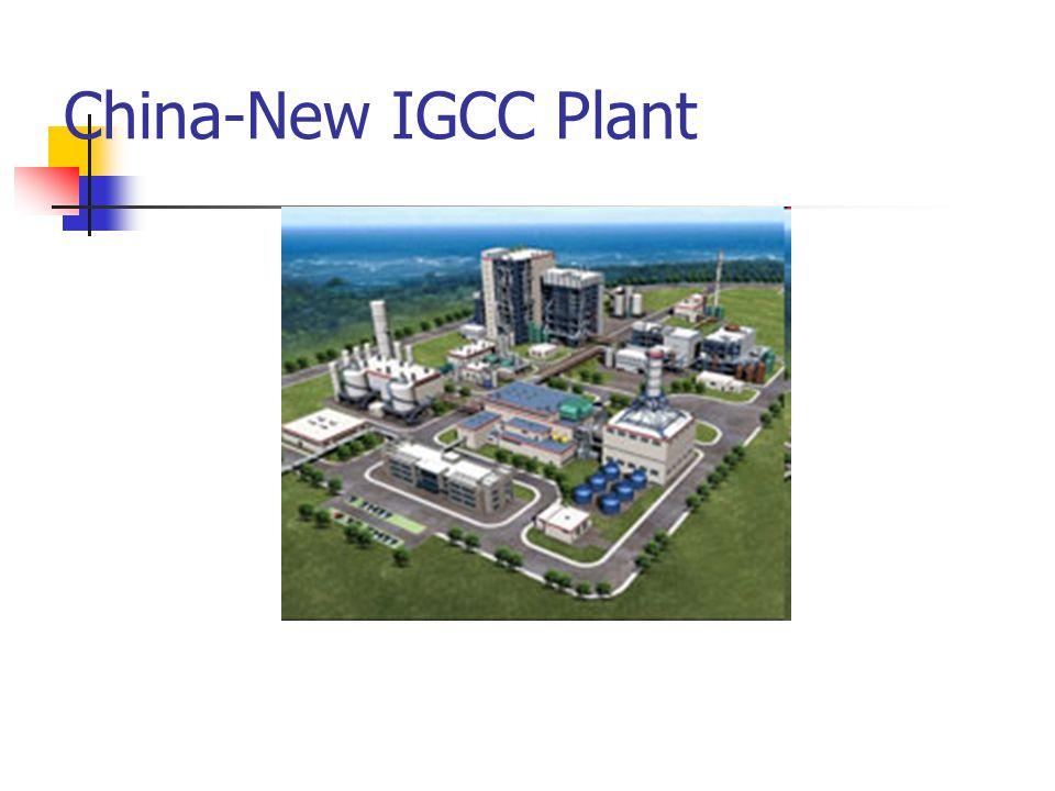 China-New IGCC Plant