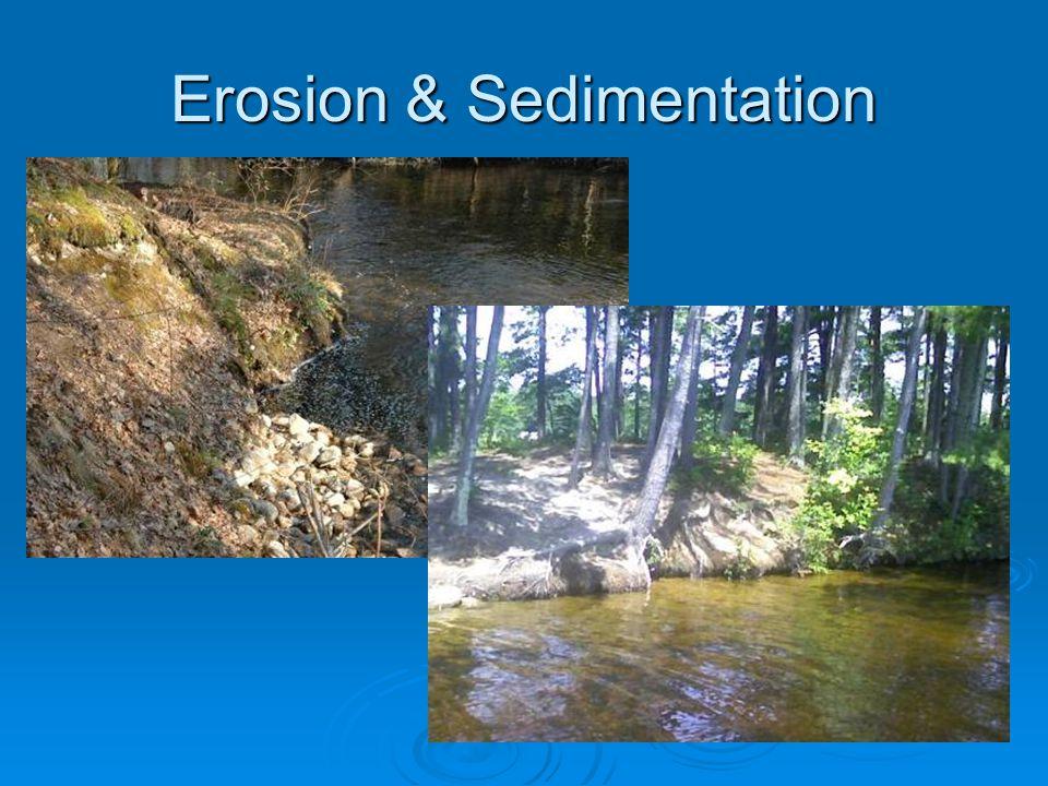 Erosion & Sedimentation