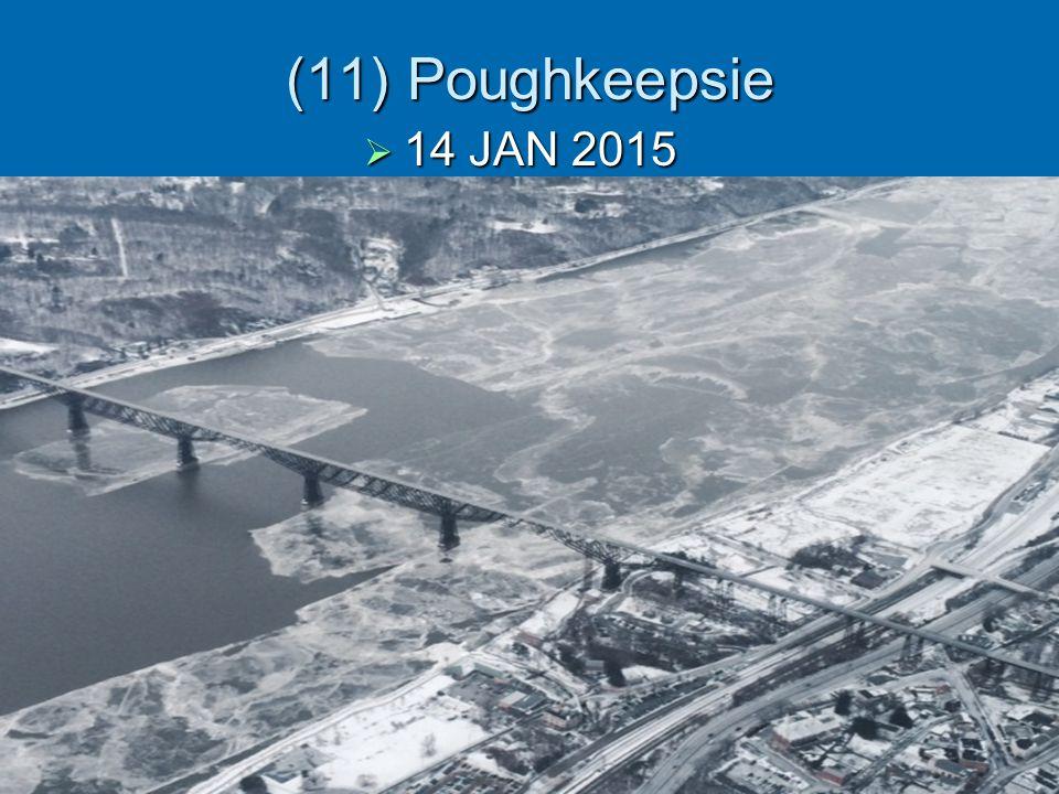 (11) Poughkeepsie  14 JAN 2015