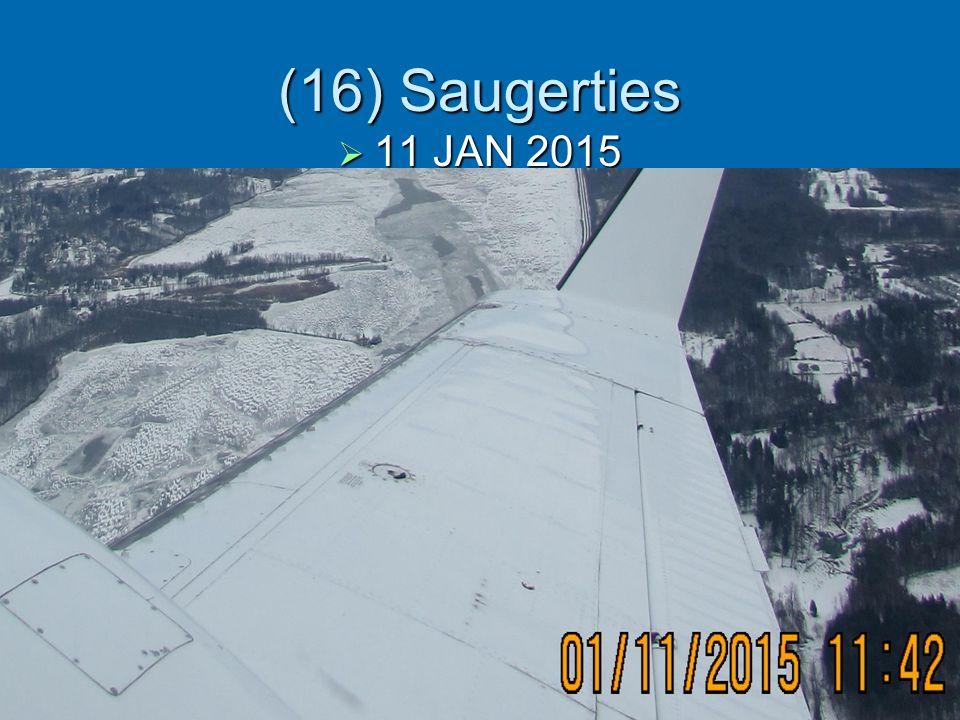 (16) Saugerties  11 JAN 2015