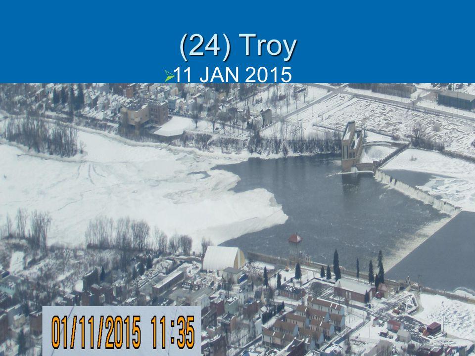 (24) Troy  11 JAN 2015