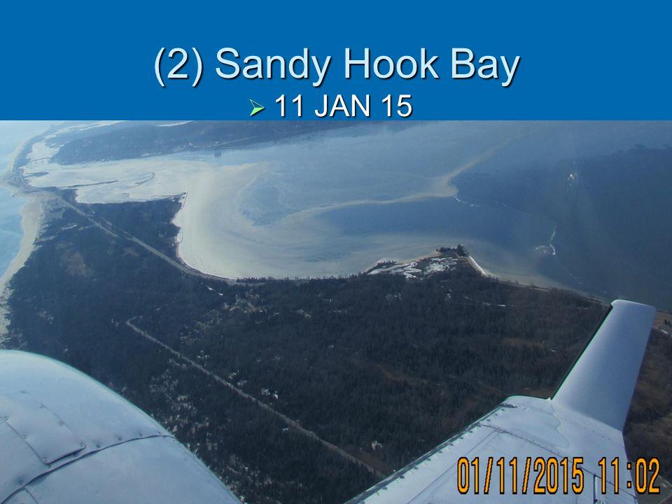 (2) Sandy Hook Bay  11 JAN 15