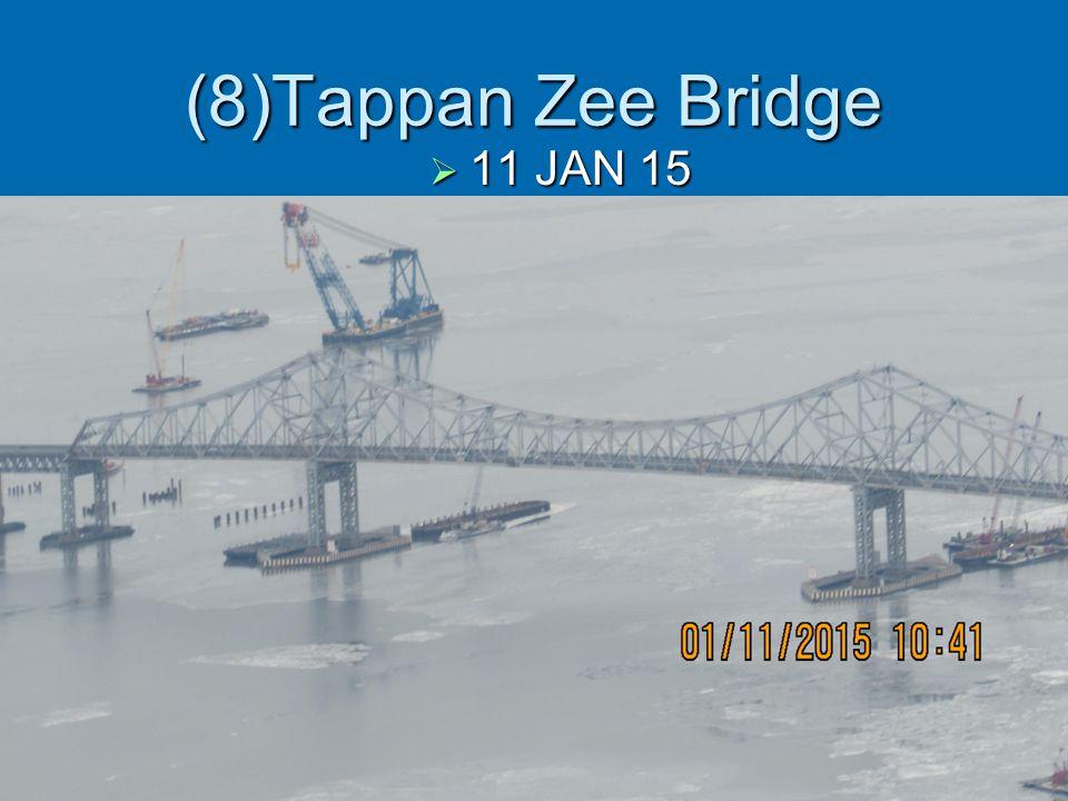 (8)Tappan Zee Bridge  11 JAN 15