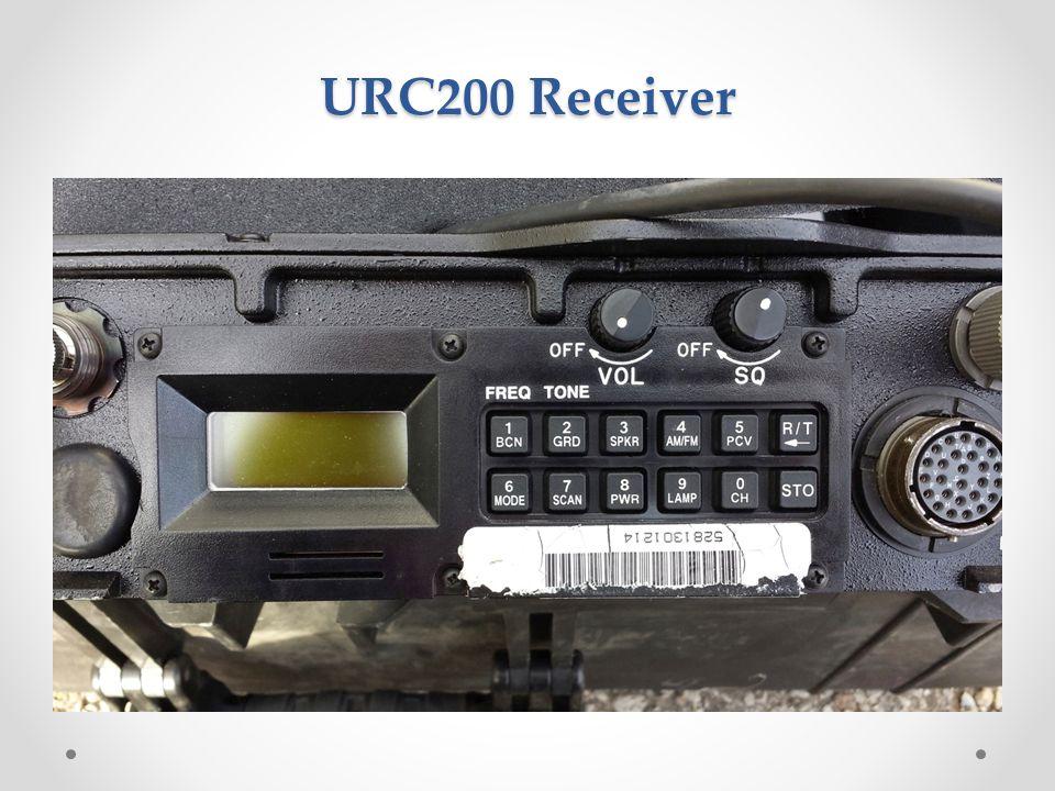 URC200 Receiver