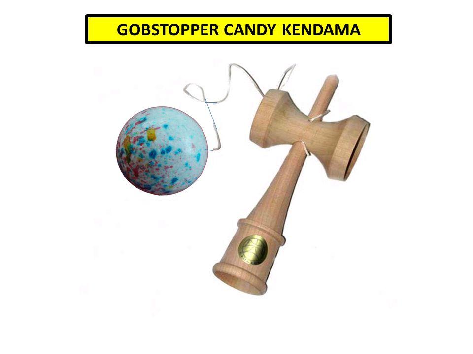 GOBSTOPPER CANDY KENDAMA