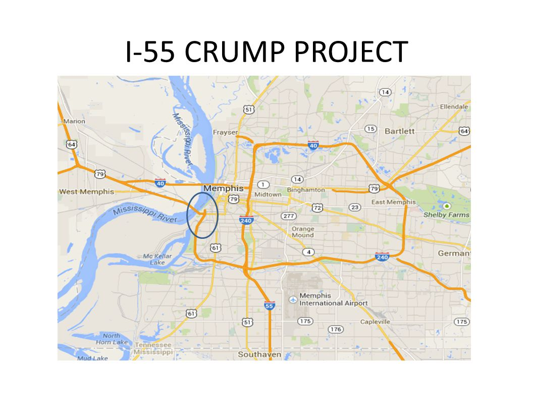 I-55 CRUMP PROJECT