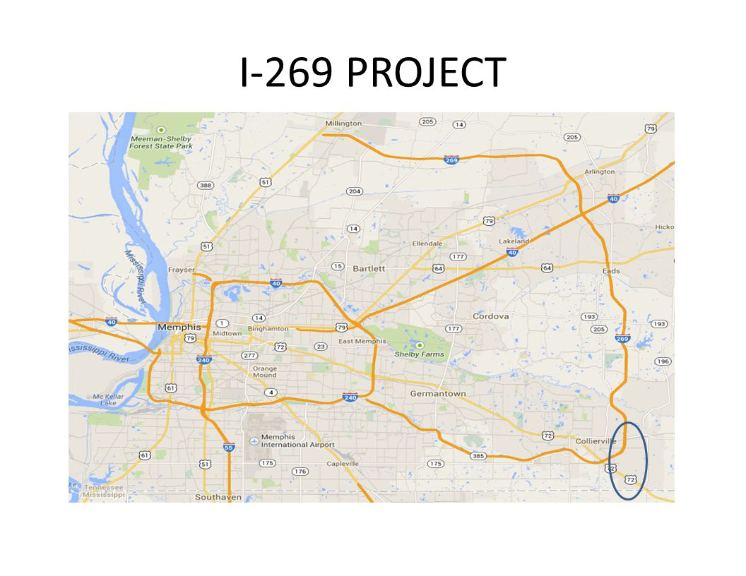 I-269 PROJECT