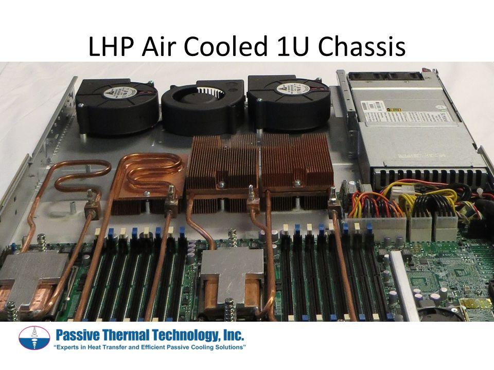 LHP Air Cooled 1U Chassis