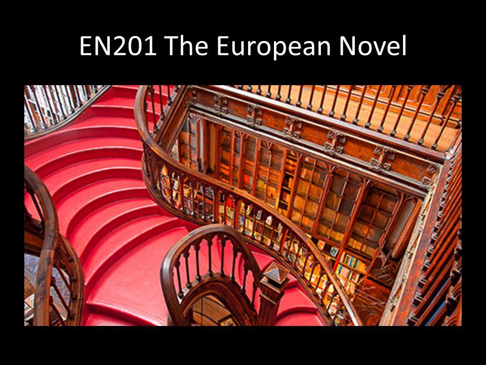 EN201 The European Novel