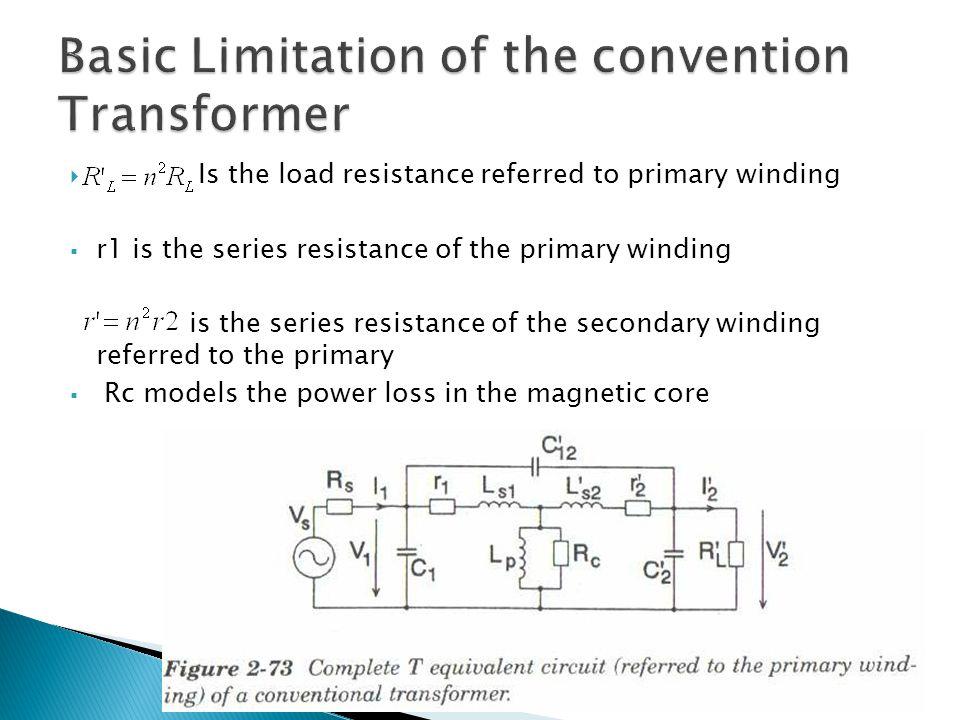  Fig 2-90 은 3:5 voltage ratio transformer ( 즉 9:25 impedance ratio)