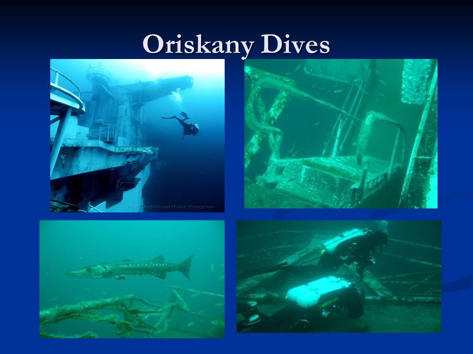 Oriskany (now add 12 feet to all depths)